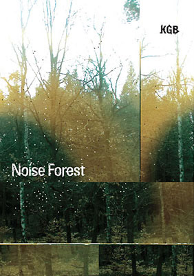 Noise Forest cd cover
