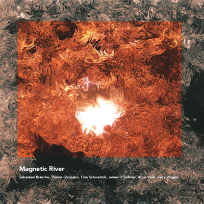 Magnetic River cd cover
