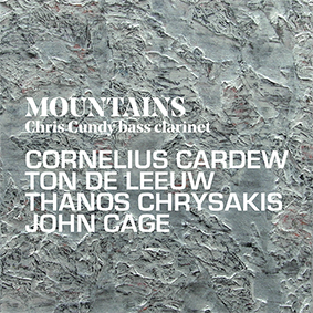 MOUNTAINS cd cover